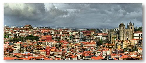 Vista do Porto by VRfoto