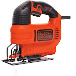 Black & Decker Bdejs300c 4.5 Amp Jig Saw