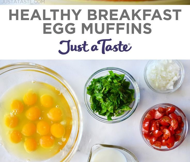 how to make healthy breakfast muffins