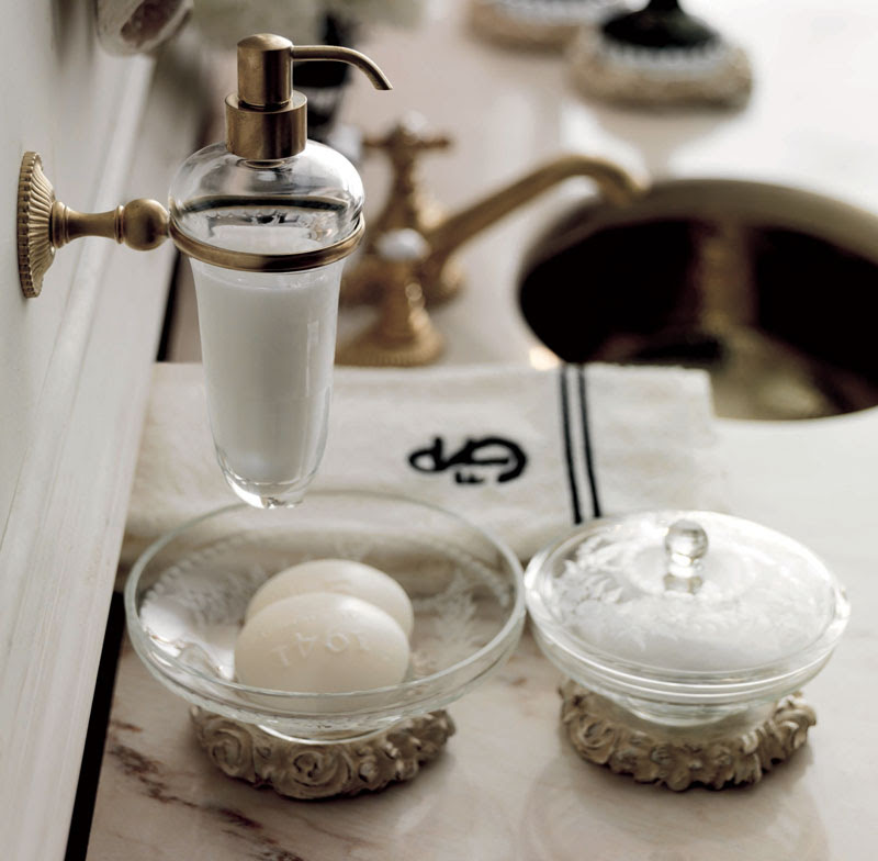 Fascinating and Luxury Bathroom Accessories by Savio Firmino ...