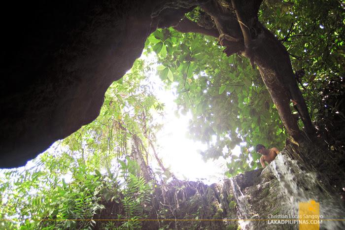 Kalubihon Falls at Last in Iligan City
