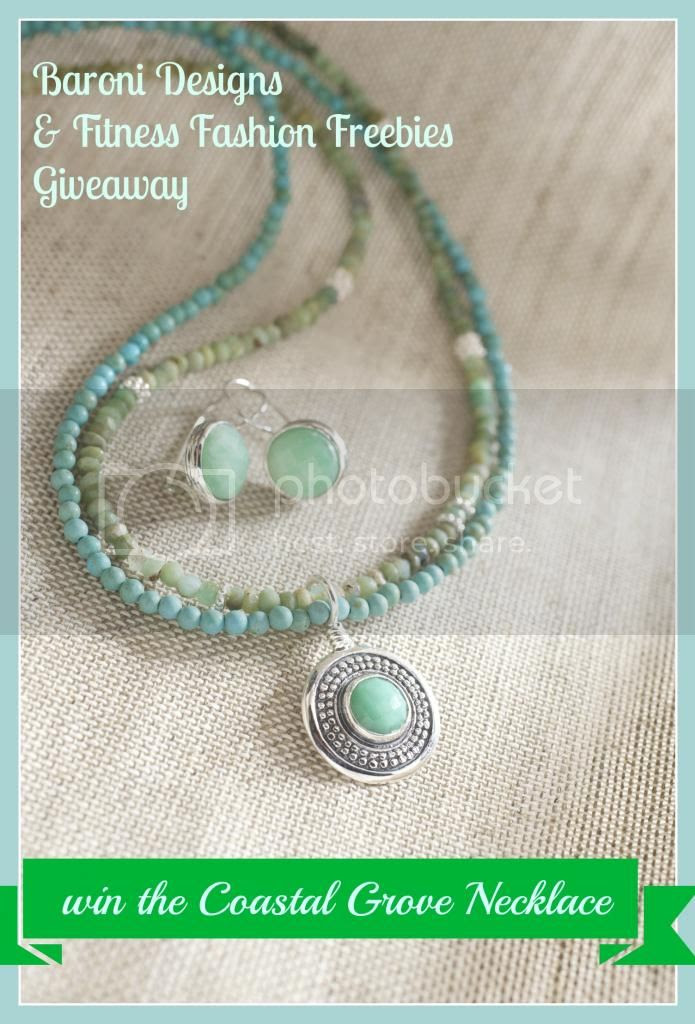 coastal grove necklace