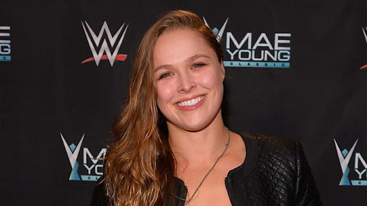 Ronda Rousey discusses whether she'd return to UFC - BBC Three