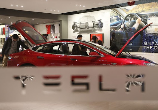 If you like Tesla and Ford, thank your government - MarketWatch