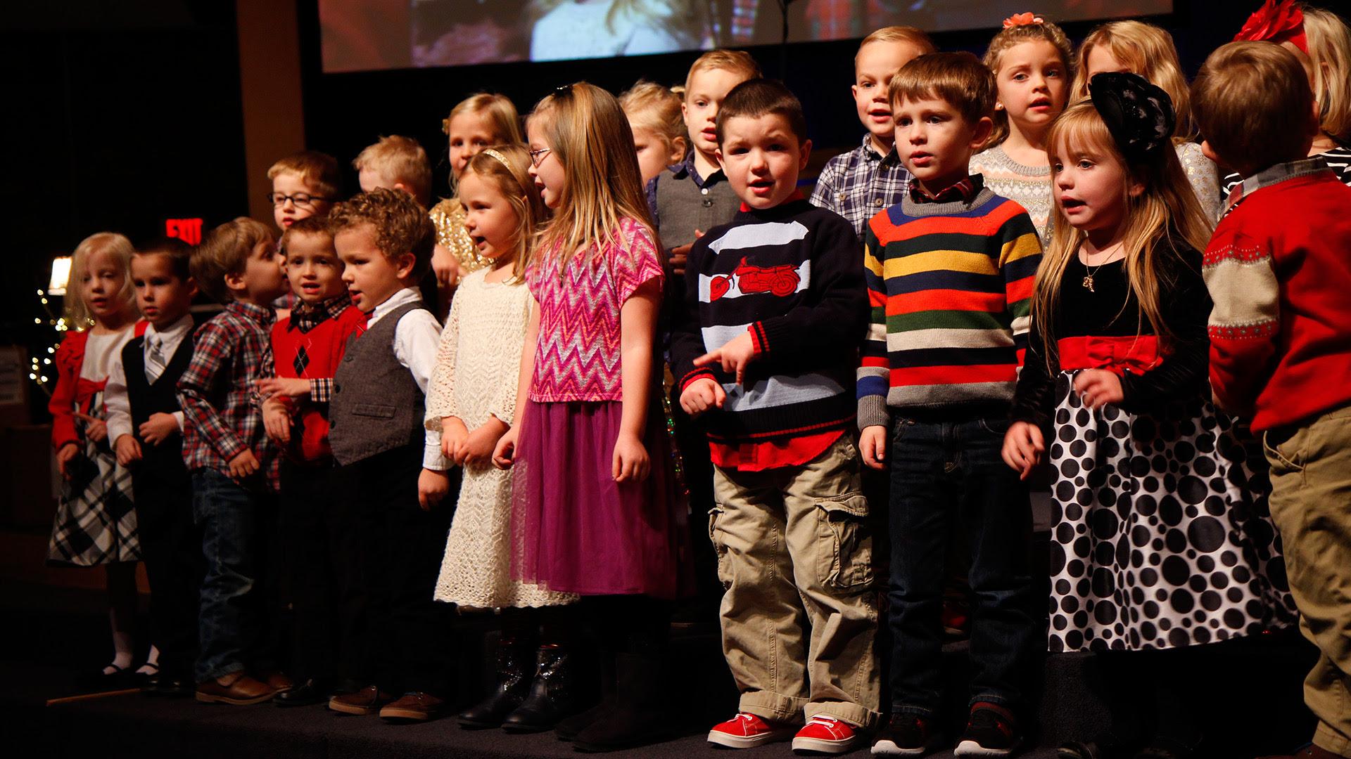 Image result for Christmas program kids