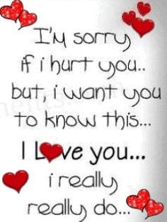 I M Sorry For The Things I Said To You Quotes Google Search