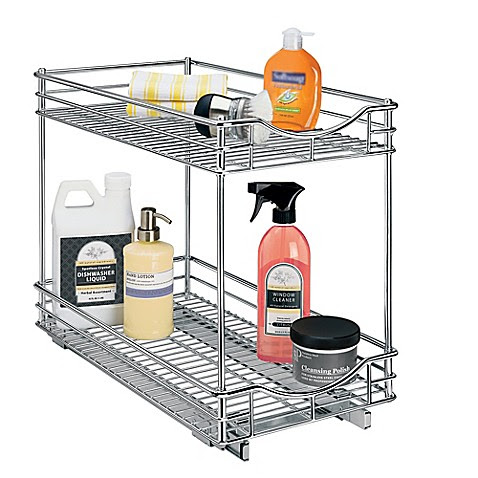 Lynk Roll-Out Under-Sink Double Drawers - www ...