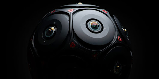 Facebook and RED Unveil 'Manifold' 3D VR Camera