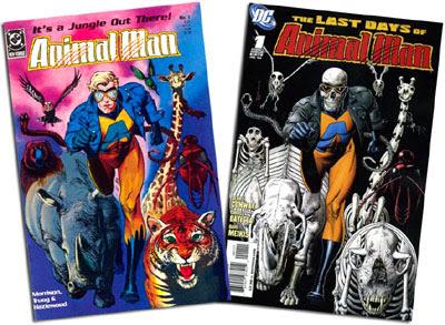 Animal Man #1/Last Days of Animal Man #1
