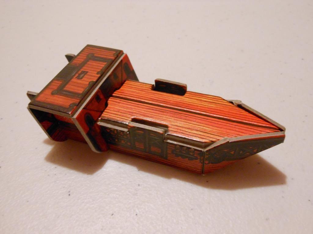 Felinia boat piece