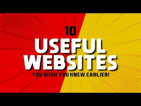 Buxone: 10 Useful Websites You Wish You Knew Earlier! 2019
