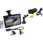 Pyle PLCM7700 Rear View Camera with Monitor