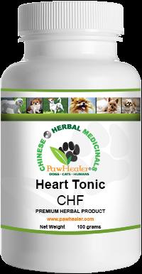 Heart Yang Vacuity (CHF) Formula