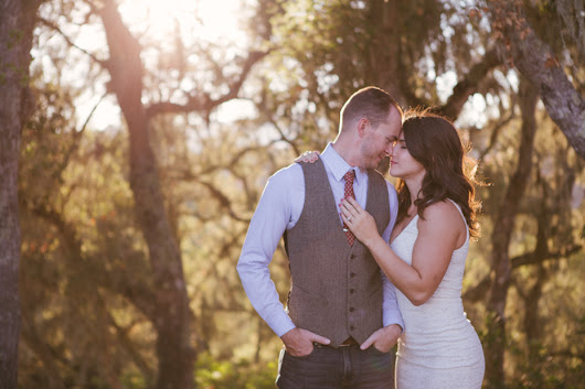 Kristina & Chris // Paso Robles Engagement Session