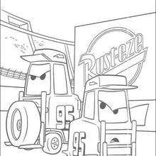 840 Cars King Coloring Pages Download Free Images