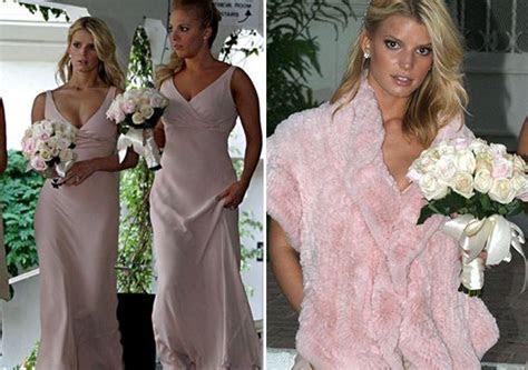 Jessica Simpson Bridesmaid   Jessica Simpson's Best