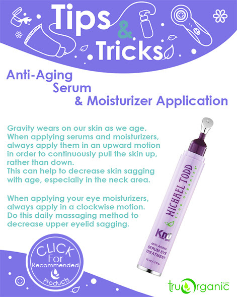 Interesting Facts about organic Anti-Aging Serum & Moisturizer Application