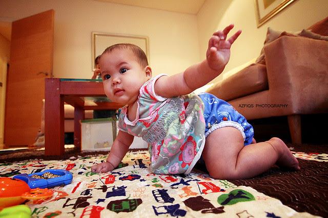 The Cute Crawler   Mia Amani