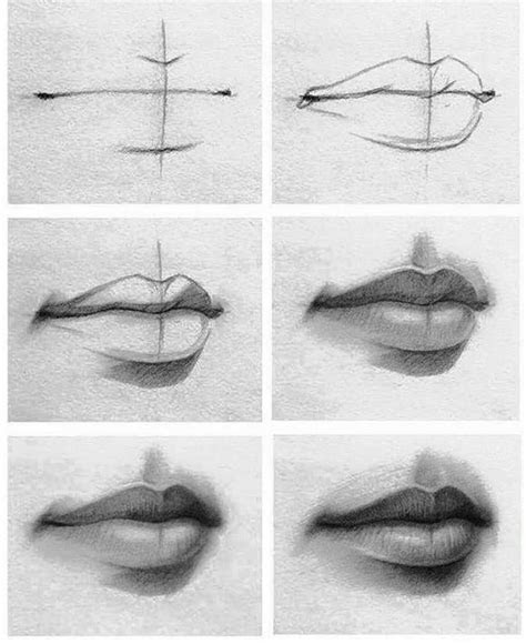 tutorial  drawing lipscheck    youre