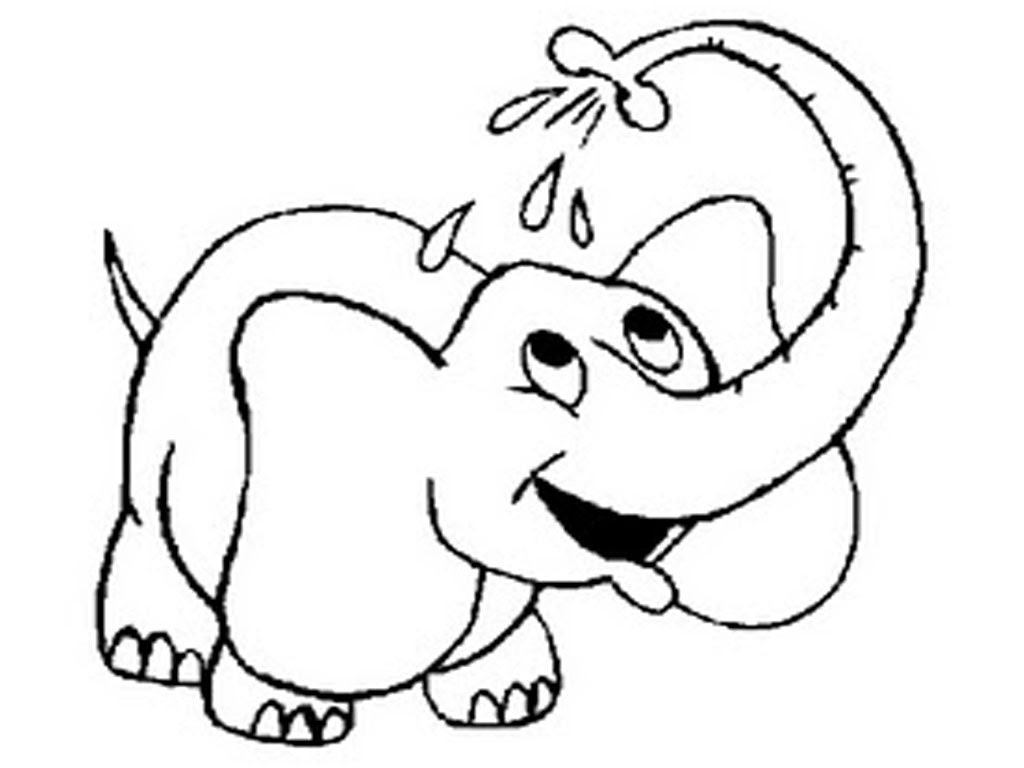 550 Top Free Coloring Pages For Adults Elephant For Free