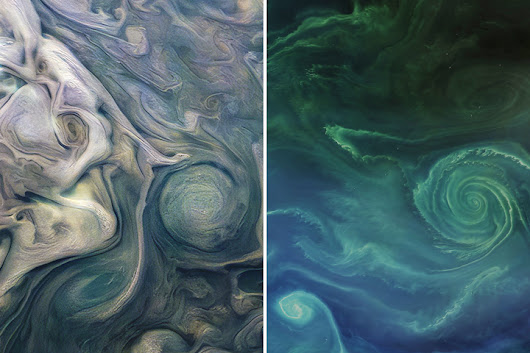Jupiter or Earth? | EarthSky.org