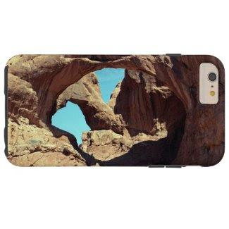 Double Arch iPhone 6 Plus Tough Case Tough iPhone 6 Plus Case