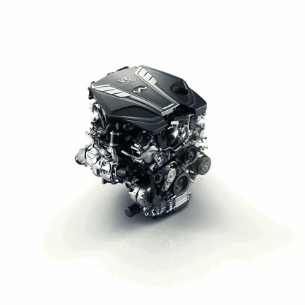 INFINITI of Tampa | INFINITI Recognized By Wards 10 Best Engines List