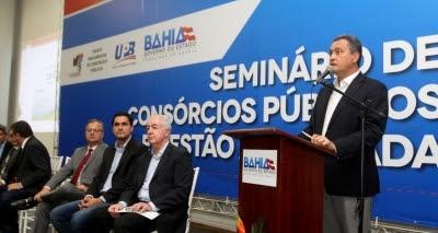 Governo capacita gestores para consórcios públicos