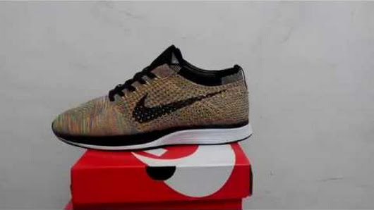 official photos 4bdb0 9a372 ... coupon code for promo code nike flyknit racer black gold yellow shoes  review aliexpress 0a2d6 8fb28