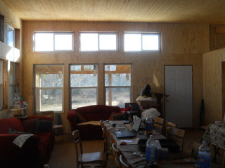 Great Room East Siding