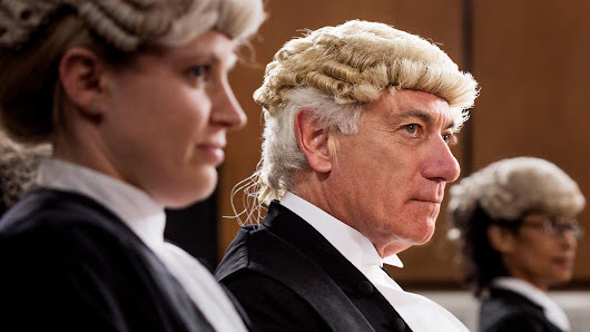 Channel 4's TV trial matches actors and barristers to generate compelling drama