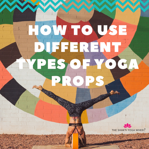 How to Use Different Types of Yoga Props