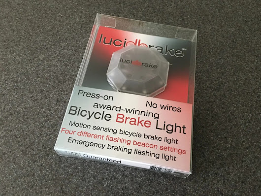 Review: LucidBRAKE Supreme