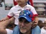 CUBA-LA HABANA-DESFILE POR EL PRIMERO DE MAYO