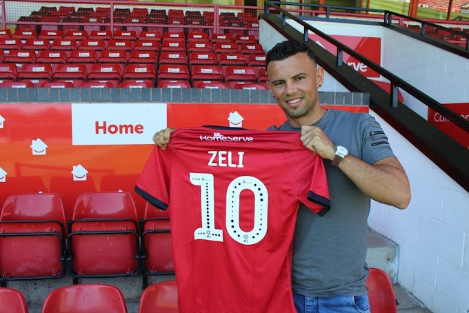 """Zeli Ismail: """"It Feels Really Good to Be Back"""""""