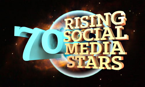 70 Rising Social Media Stars - Schaefer Marketing Solutions: We Help Businesses {grow}