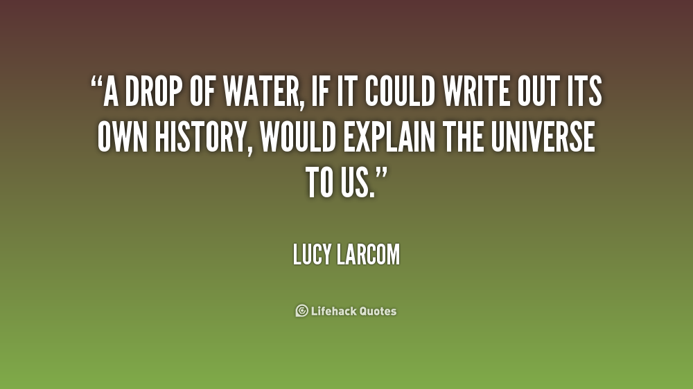 Quotes About Drops 264 Quotes