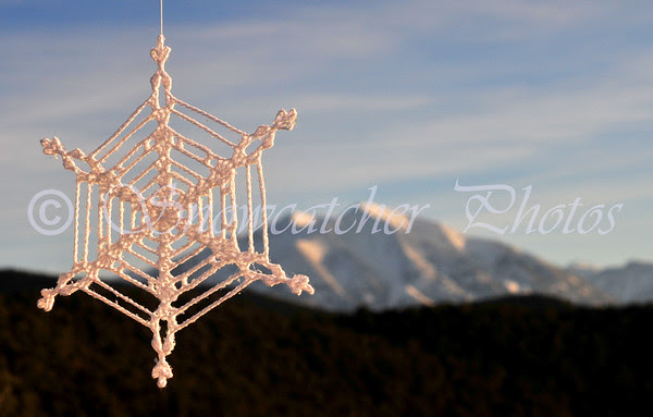 Mount Sopris Snowflake and Mount Sopris
