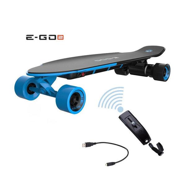 Yuneec EGO 2 Electric Skateboard with Remote Control  Carolina Dronz