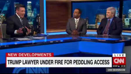 Mo'Kelly on CNN International Re: Michael Cohen Access Payments (VIDEO)