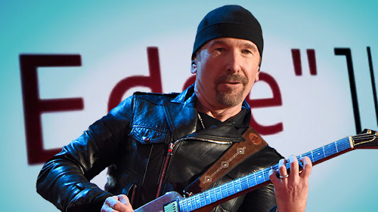 Microsoft Names Its New Browser 'Edge,' and the U2 Jokes Are Already Flowing