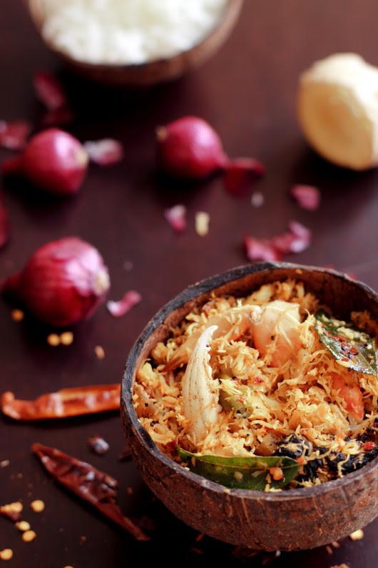 Kerala Ginger Coconut Crab5