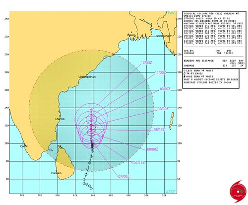 07 Cyclone Madi