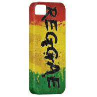 Cori Reith Rasta reggae iPhone 5 Cases