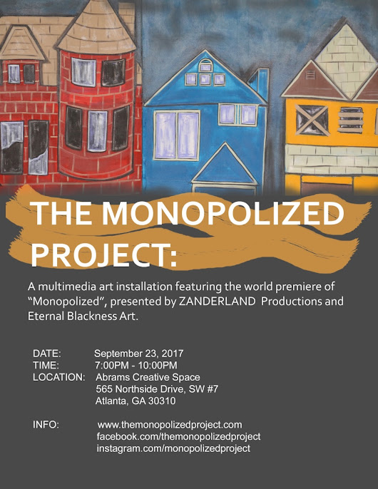 """The Monopolized Project"" Press Release"