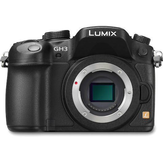 Lumix DMC-GH3 Mirrorless Micro Four Thirds Digital Camera (Black)