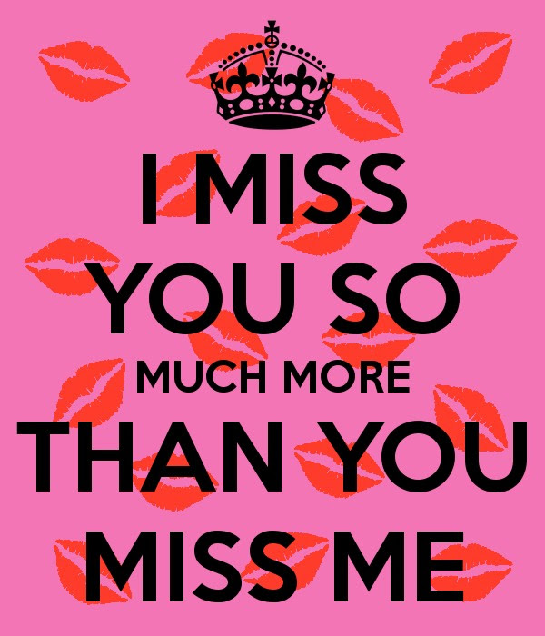 I Miss You More Than Quote Quote Number 682183 Picture Quotes