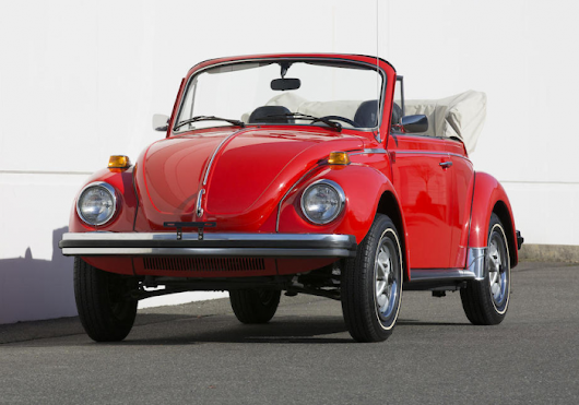 Could this be the best-preserved 1979 VW Beetle Convertible (and what will it sell  | Hemmings Daily