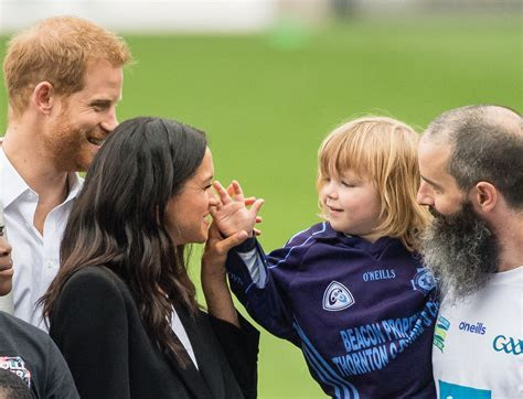 Meghan Markle and Prince Harry?s Cutest Moments in Ireland