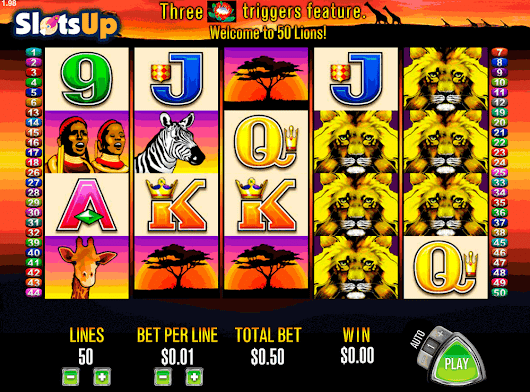 Play Free 50 Lions™ Slot | Aristocrat casino slots for fun